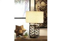 Metal Table Lamp (1/CN)