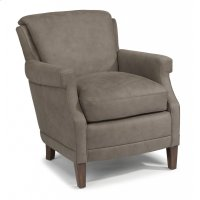 Max Leather Chair Product Image