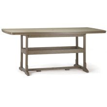 "42""x84"" Counter Table"