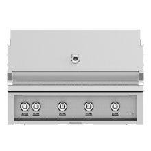 "42""grill, Built-in, (3) Trellis, (1) Sear, ROTIS.-LP"