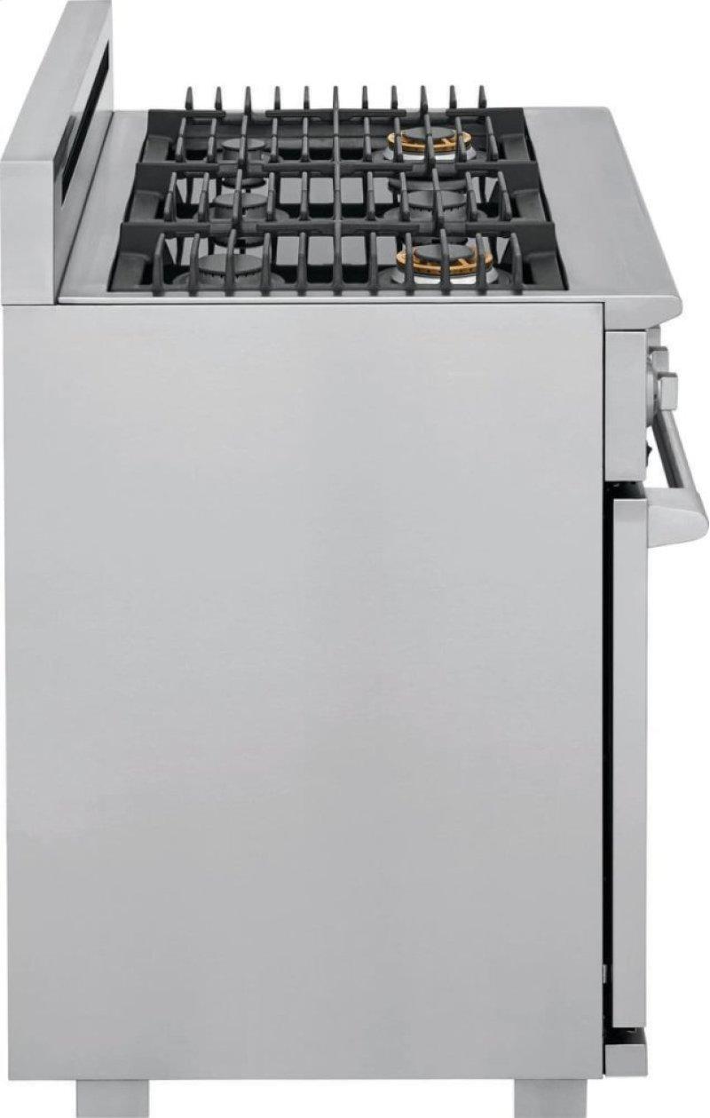 Electrolux Icon 36 Full Natural Gas Freestanding Range