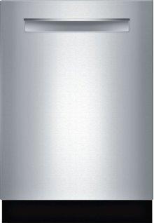 "Benchmark® 24"" Flush Handle Dishwasher Benchmark Series- Stainless steel SHP87PW55N"