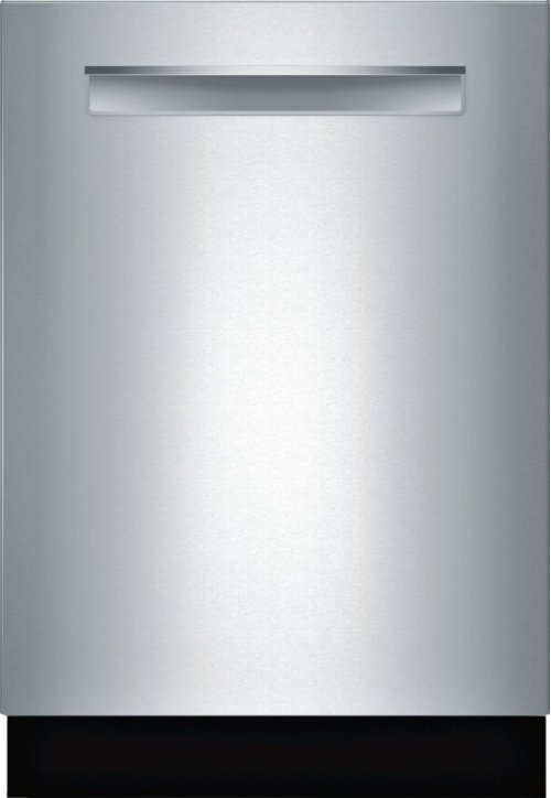 """500 Series 24"""" Flush Handle Dishwasher 500 Series- Stainless steel SHP865WD5N"""