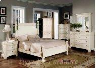 Charlotte King Bed
