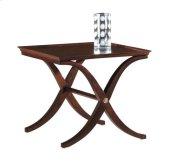 Metropolis X-Base Lamp Table