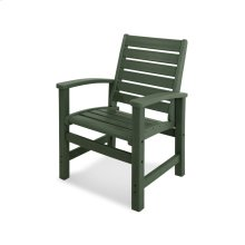 Green Signature Dining Chair
