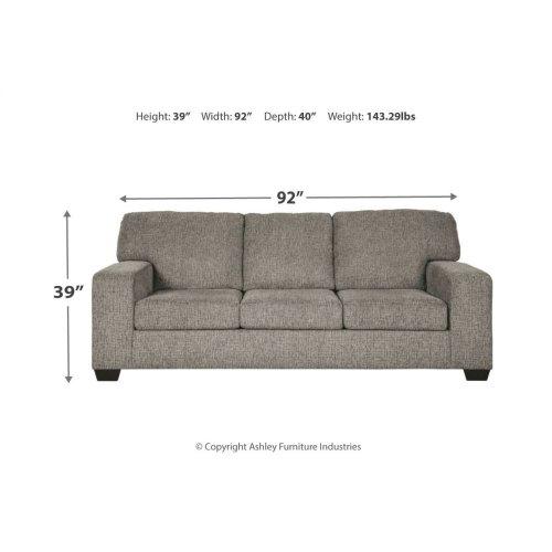 7270638 Termoli Gran Sofa and Loveseat