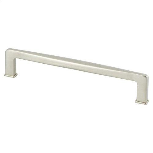 Subtle Surge 160mm CC Brushed Nickel Pull