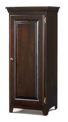 Pine 1 Door Jelly Cabinet