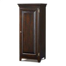 Solid Pine 1 Door Cabinet