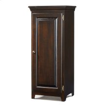 Solid Pine 1 Door Cabinet