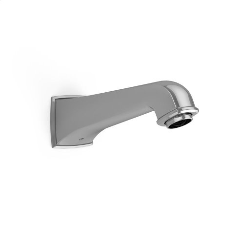Connelly Tub Spout - Polished Chrome Finish