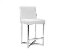 Howard Counter Stool - White