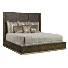 Palms Panel Bed