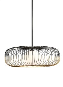Celeste Ceiling Light - Black