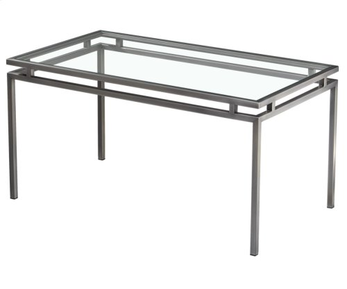 Superior Rectangular Condo Cocktail Table