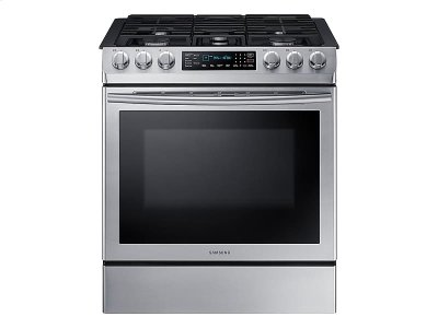 5.8 cu. ft. Slide-in Gas Range with Fan Convection Product Image