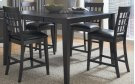 Gridback Upholstered Barstool Product Image