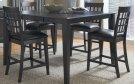 Gridback Upholstered Barstool Product Image