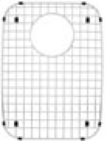 Stainless Steel Sink Grid (Fits Supreme large bowl)
