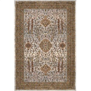 Carthage Cream Rectangle 3ft 5in X 5ft 5in