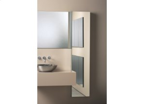 Full Length Cabinet, Flat Plain Mirror Product Image