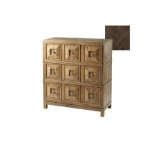 Loren Chest of Drawers, Dark Echo Oak