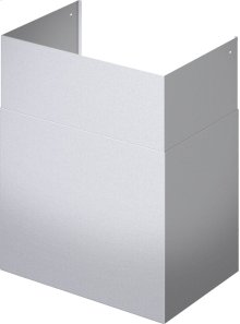 18 x 35-Inch Telescoping Duct Cover for Professional Chimney Wall Hood CHMHP36TW