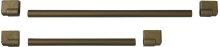 Metal handle kit Bronze