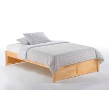 K-Series Basic Bed in Cherry Finish
