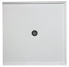 Double threshold standard series shower base Product Image