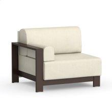 Right Arm Club Chair - Cushion