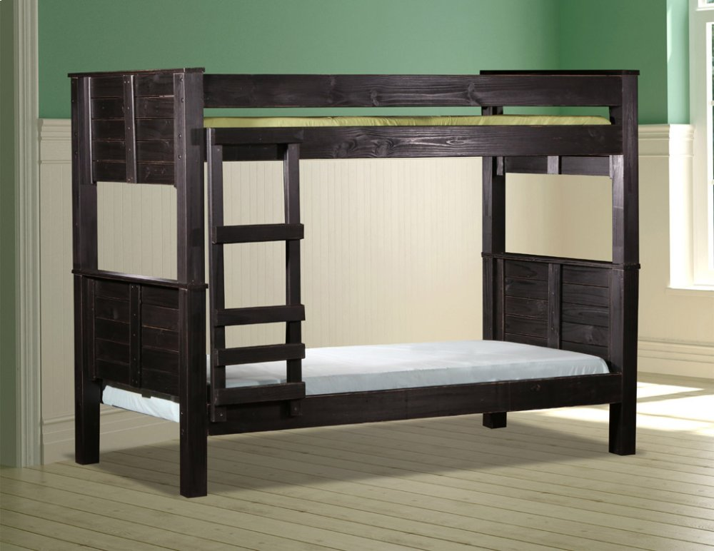 ... Pine Crafter Furniture BLK4018. Twin/Twin Post Bunk Bed