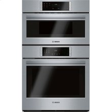 Double Wall Oven 30'' Stainless steel