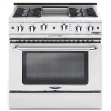"""Culinarian 36"""" Gas Self Clean Range"""