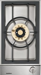 """Vario 200 Series Gas Wok Cooktop Stainless Steel Control Panel Width 12 """" Natural Gas Wok Burner With Up To 5.5 Kw Product Image"""