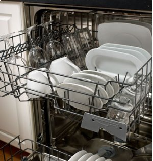 """24"""" Integrated Dishwasher, for use with Custom Panels"""