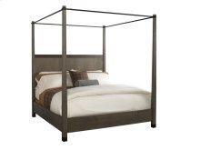 Metropolitan King Bed - Weathered Wood