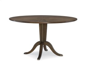 Crosby Round Dining Table Base