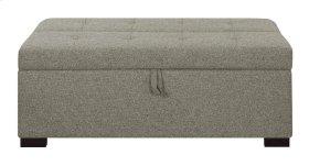 Emerald Home Cache I Twin Sleeper Ottoman W/gel Mattress Gray U3241-33-03 (copy)
