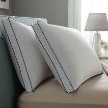 Queen Double DownAround® Medium 2 Pack Pillow Queen