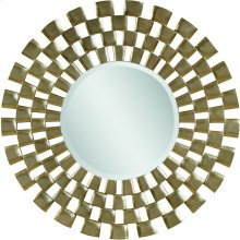 Chequers Wall Mirror