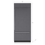 "SUB-ZERO36"" Classic Over-and-Under Refrigerator/Freezer - Panel Ready"