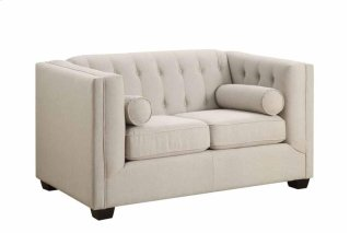 Cairns Loveseat Beige