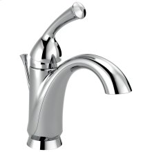 Chrome Single Handle Centerset Lavatory Faucet