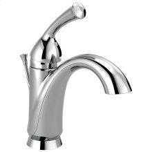 Chrome Single Handle Centerset Lavatory Faucet