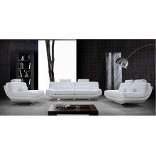 Divani Casa Viper - Modern Bonded Leather Sofa Set
