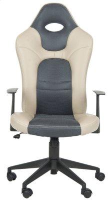 Belinda Desk Chair - Grey