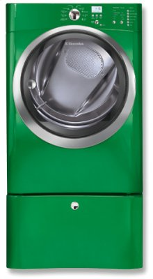 Gas Front Load Dryer with IQ-Touch Controls