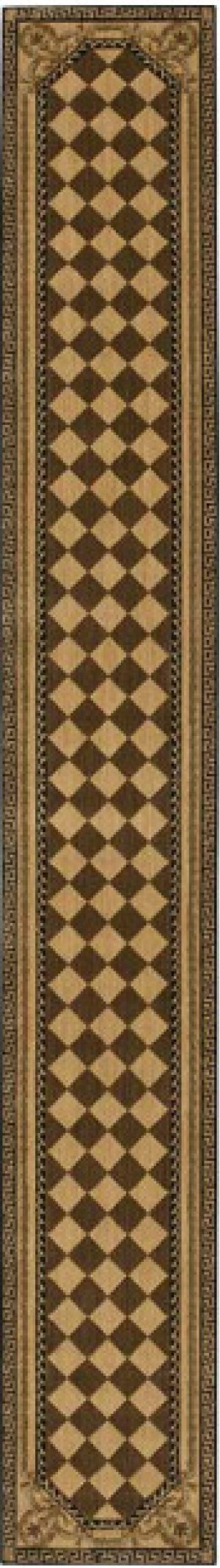 Hard To Find Sizes Grand Parterre Va02 Multi Rectangle Rug 2'3'' X 16'5''